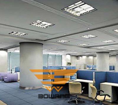复合针孔黑白nba直播在办公场所吸声降噪工程应用案例