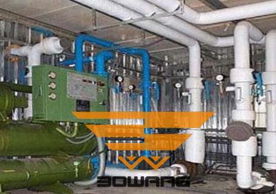 复合针孔吸声铝板在水泵房噪声治理工程的应用案例